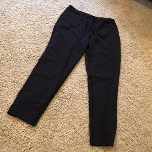 Lululemon casual drawstring trouser pants